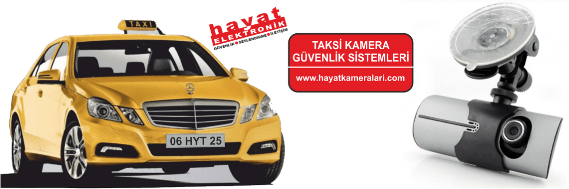 Taksi Kamerası
